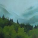 Alaska Mists and Mountains 1 of 3