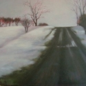 Winter Road, Amherst Island